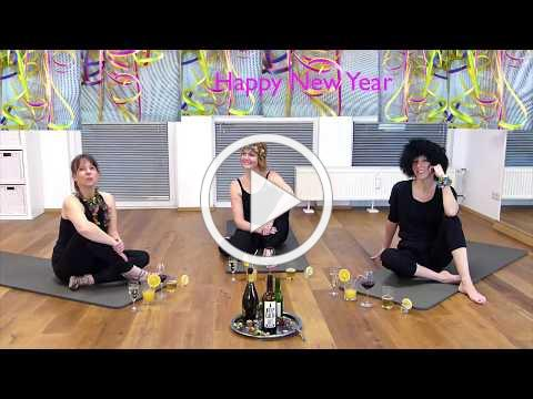 DAS Silvester Workout mit Pilates and Friends