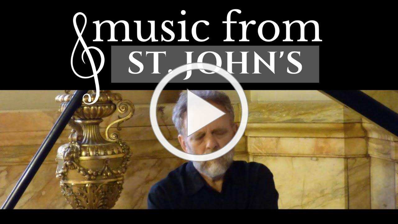 Music from St. John's | Fred Sturm