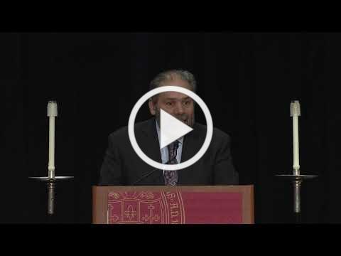 Diocesan Convention 2018: Ray Suarez Keynote Address