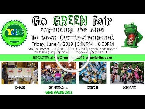 YGG's Go Green Fair 2019