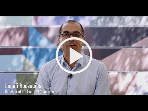 ERSA Congress 2019: Lyon wrap-up video