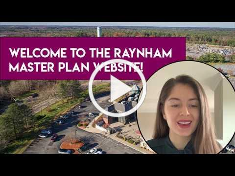 Welcome to the Raynham Master Plan Website