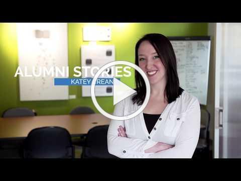 Alumni Stories - Katey Crean
