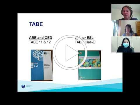 Introductory TABE Overview