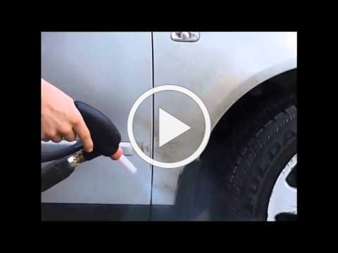 Steam car cleaning - Optima Steamer