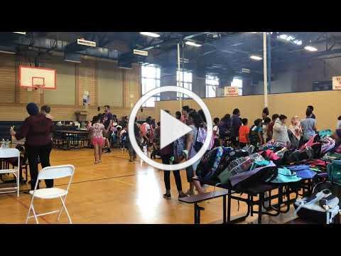 2019 Coatesville Back to School Event
