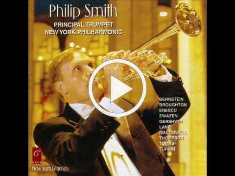 """Philip Smith--""""Someone to Watch Over Me""""--New York Legends"""