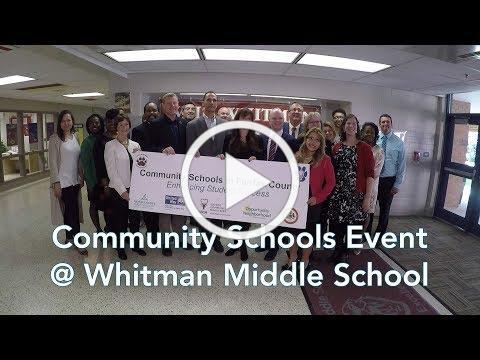 Community Schools in the Mount Vernon Pyramid