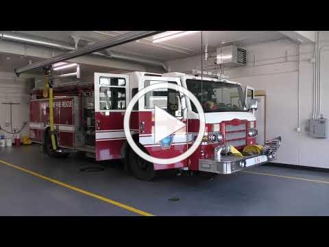 Virtual Tour of Fire Station 84 in Whitefish Bay