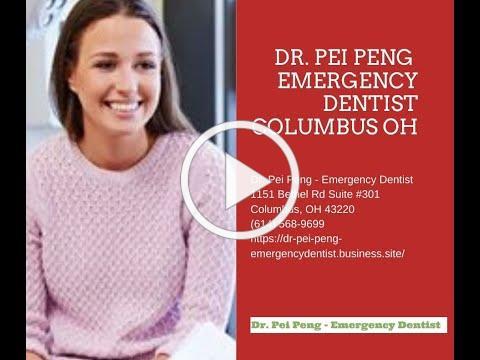 Dr. Pei Peng - Emergency Dentist Columbus OH