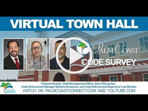 Virtual Town Hall: Code Survey