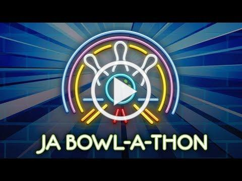 Take the 2019 JA Bowl-A-Thon Glow in the Dark Challenge