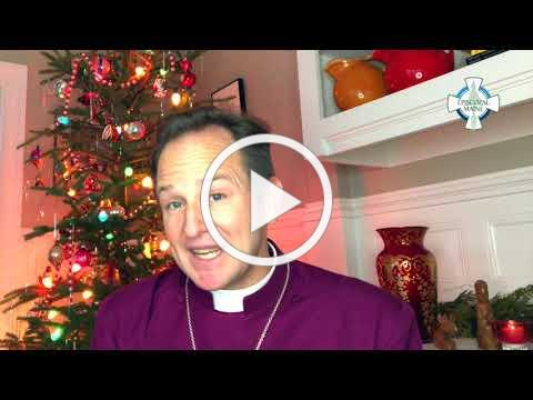 Christmas Message from Bishop Brown