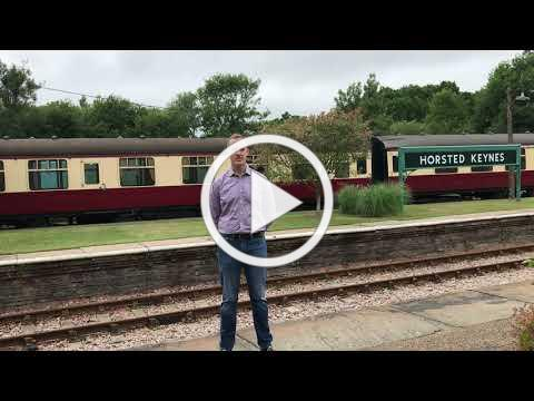 Bluebell Railway Reopening 🚂