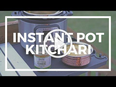 Instant Pot Kitchari