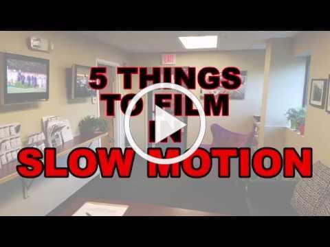 Tech Tips Slow Motion S1E1