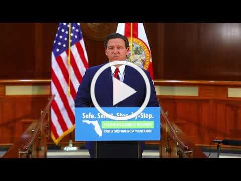 Governor Ron DeSantis Provides Address to Floridians Regarding the Upcoming School Year