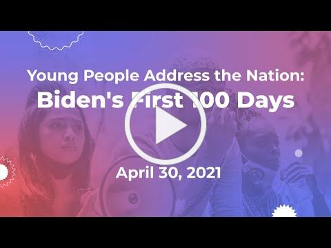 Young People Address the Nation   Youth Action Hour #1