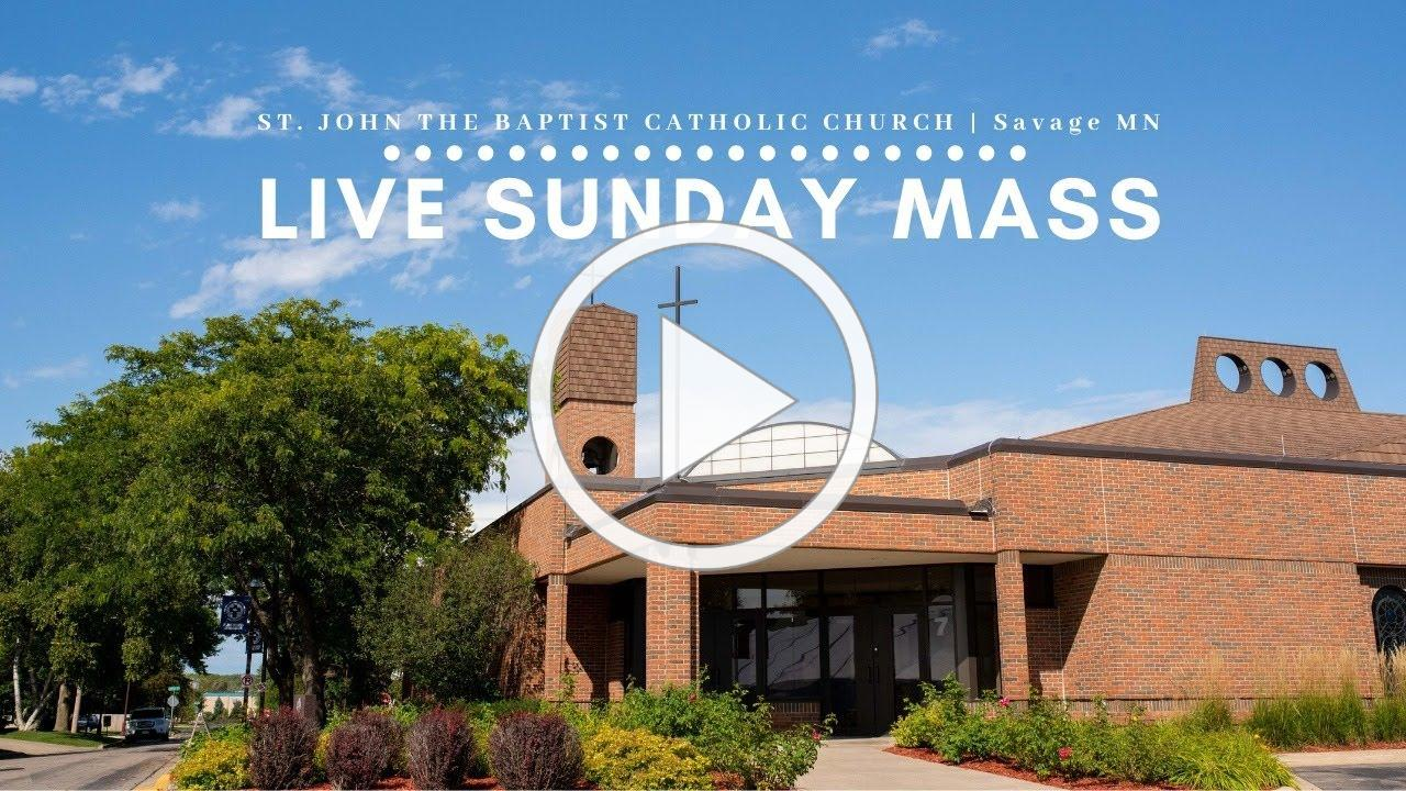 Sunday Mass | May 24 | 10AM