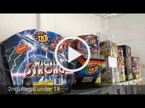 2019 Fireworks Safety