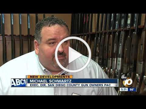 Confusion over California's new gun ammo law