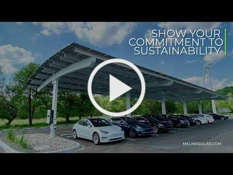 Solar Parking Lot Canopies