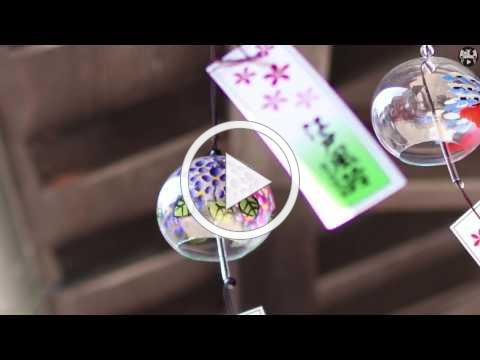 "Japanese Style - Wind chime""Furin"" - JapanMade"