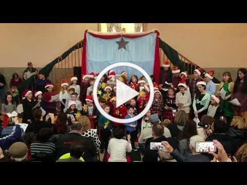 Stella di Natale, 2018 Christmas Village, Italian Language Program Presentation