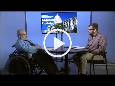Disability Viewpoints: March 2020 - Legislative Update, Census, ProAct Playhouse