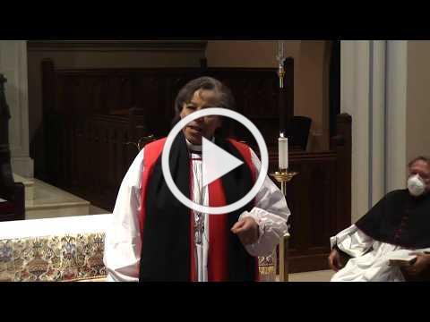 Bishop Hughes' sermon at the diocesan Memorial Service