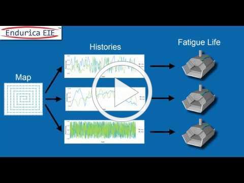 Endurica EIE: Efficient Interpolation Engine for Fatigue Analysis
