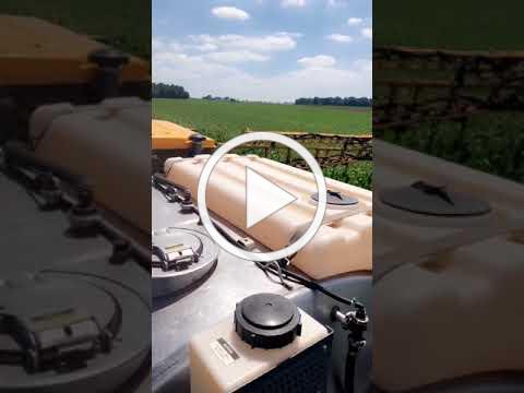 Y- Drops in Pre Tassle Corn