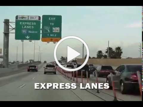 FDOT Express Lanes