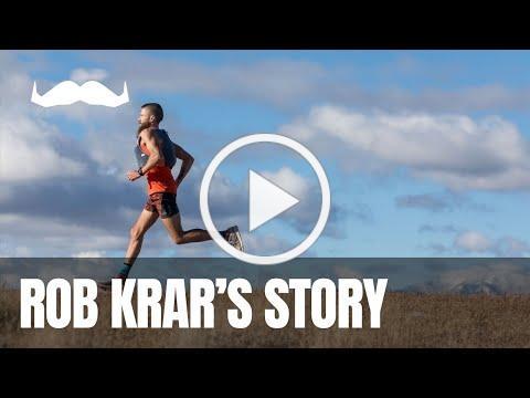 Rob Krar: Running with Depression
