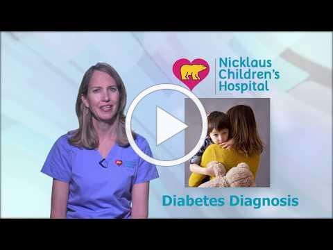 Diabetes in children (1 of 9): Your child's diabetes team