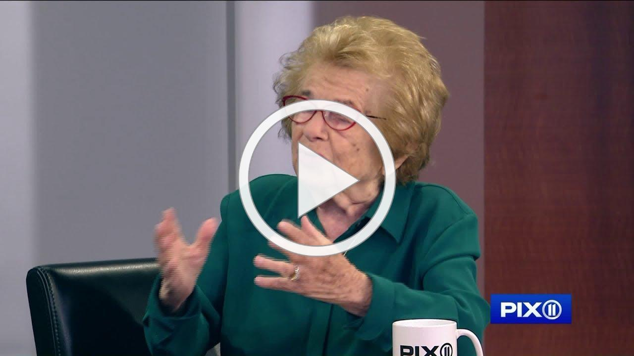 Dr. Ruth, other Holocaust survivors plead for tolerance as anti-Semitism grows