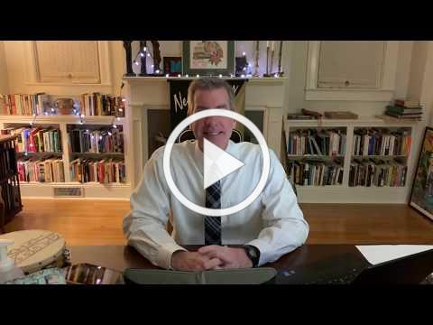 Monday, March 23, 2020 - Video Message from De La Salle President, Paul Kelly