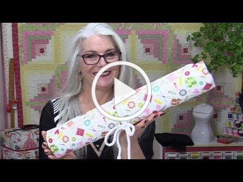 How to Keep you Applique and Quilting Squares Wrinkle Free