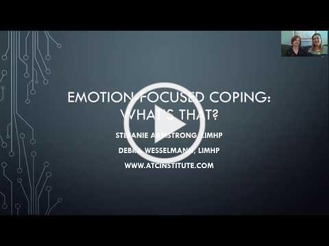 Emotion Focused Coping