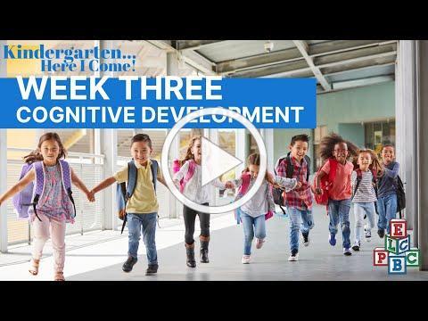 ELCPBC's Week 3 (Visual Discrimination) ~ 2020 Kindergarten... Here I Come! - Summer Parent Club