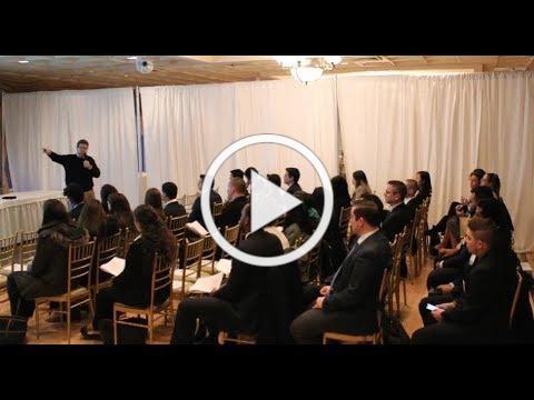 Joe Campolo Presented at IMA's Young Professionals Kickoff Meeting