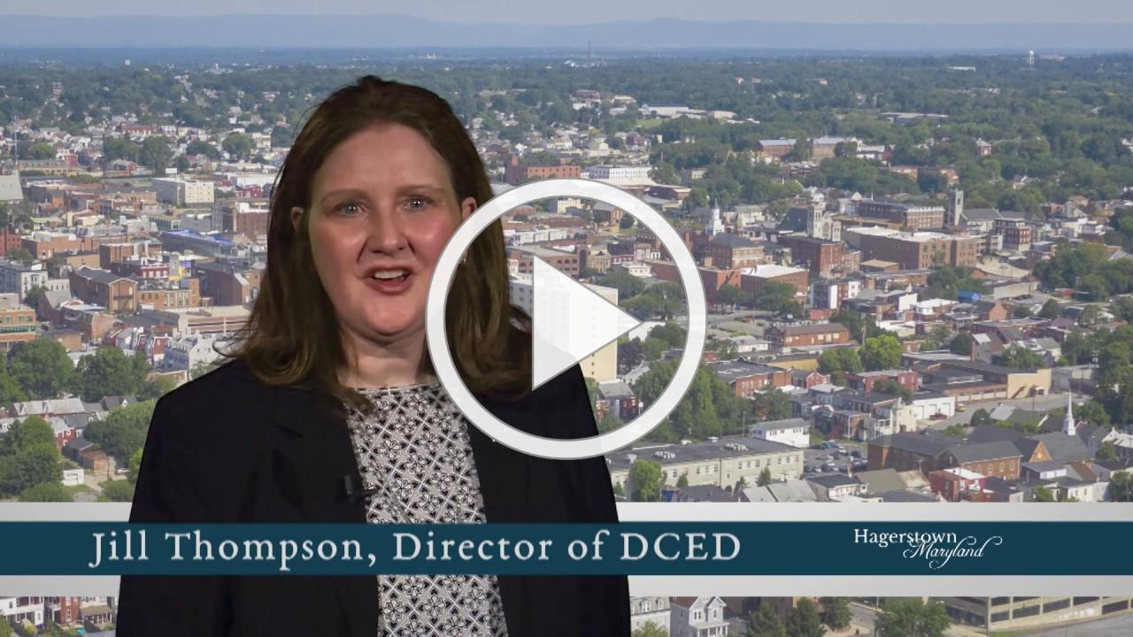 A Message from the Director of Community & Economic Development