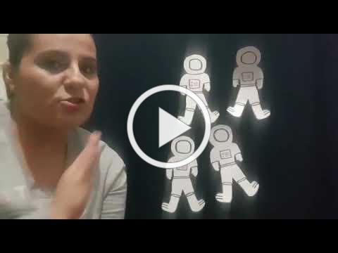 5 12 Gold 5 Little Astronauts
