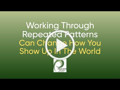 Change your patterns, change how you show up in the world