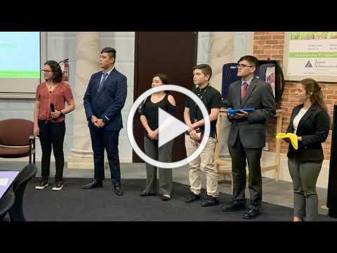 JA Fellows 2019 Spark Tank Week Highlights