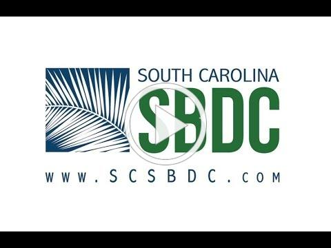 Ask us. We can help. SC SBDC promo video