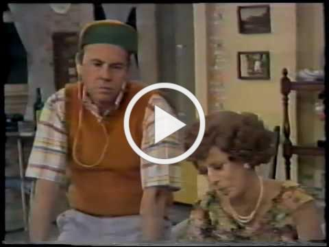 Carol Burnett Show outtakes - Tim Conway's Elephant Story