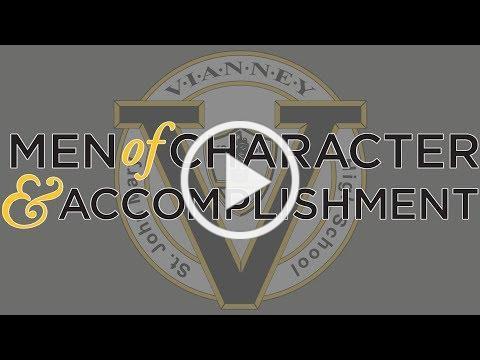 St. John Vianney HS: Fr. Fallon Discernment