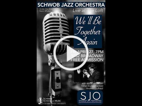 Live: Schwob Jazz Orchestra - Kevin Whalen, director