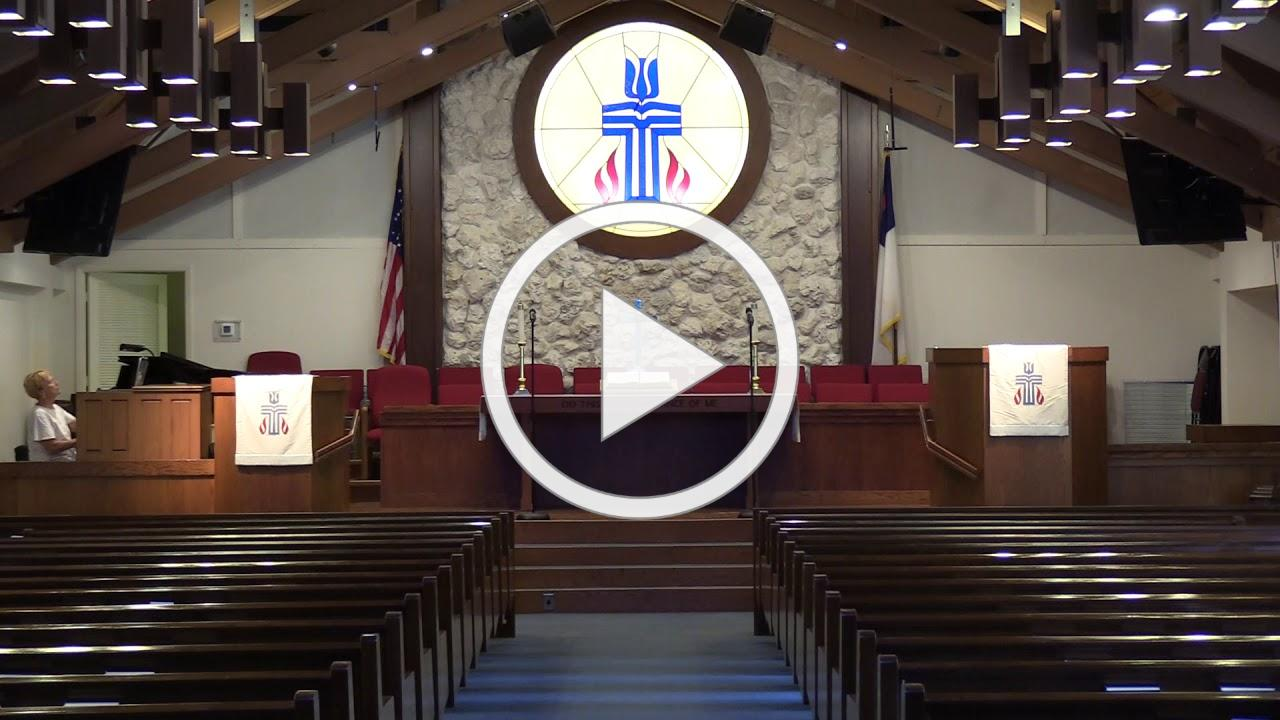 May 24 Offertory - Take My Life and Let it Be